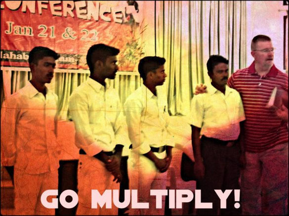 Go Multiply, India!