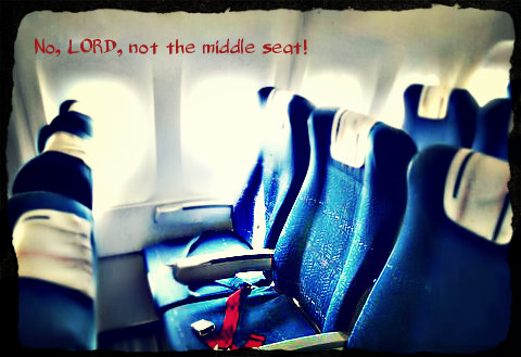 Middle Seat, LORD?