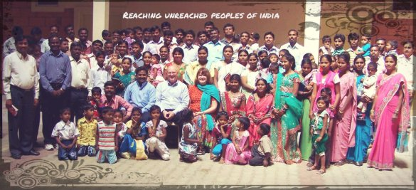 Reaching Indian Unreached Peoples