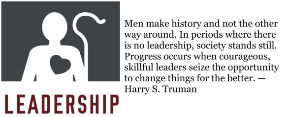 Lets Build Leadership Quote